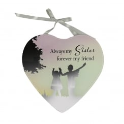 Sister Mirror Plaque