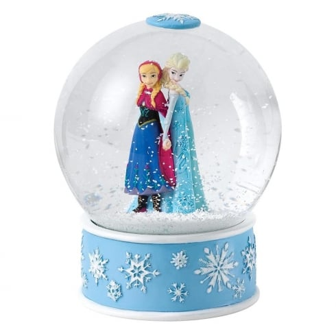 Disney Enchanting Collection Sisterly Bond Anna & Elsa Waterball