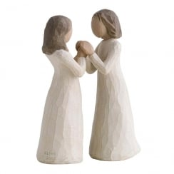 Sisters By Heart Figurine