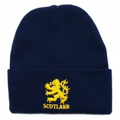 Ski Hat Lion Rampant Navy