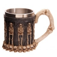 Skull Crypt Decorative Tankard