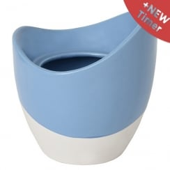 Skye Scenterpiece Vessel Melt Cup Warmer With Timer
