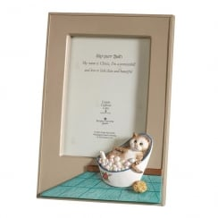 Slip-Purr Bath Photo Frame