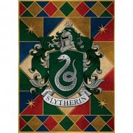 Slytherin Crest Card