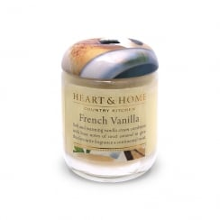 Small Jar Candle French Vanilla