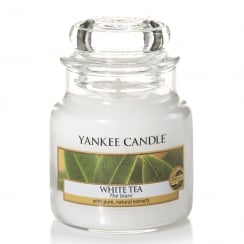 Small Jar Candle White Tea