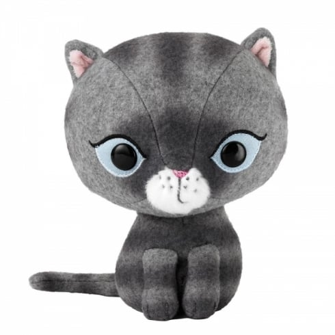 Little Meow Small Plush Cat