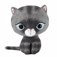 Small Plush Cat
