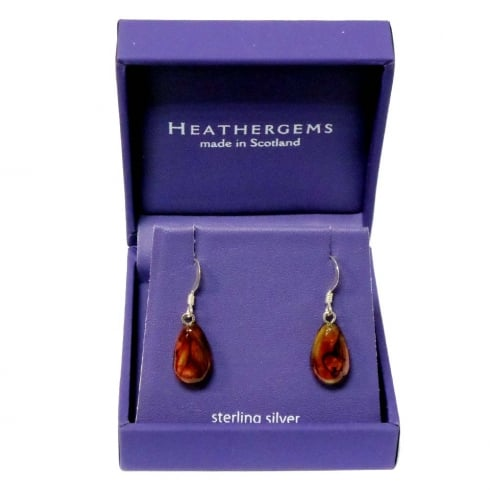 Heathergems Small Teardrop Earrings