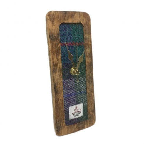 LT Creations Small Tweed Mantle Clock