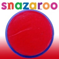 Snazaroo Classic Bright Red Face Paint 18ml