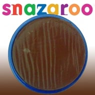 Snazaroo Classic Light Brown Face Paint 18ml