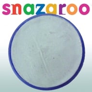 Snazaroo Classic Light Grey Face Paint 18ml
