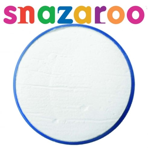 Wicked Costumes Snazaroo Classic White Face Paint 18ml