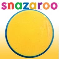 Snazaroo Classic Yellow Face Paint 18ml
