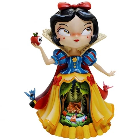The World of Miss Mindy Presents Disney Snow White Figurine