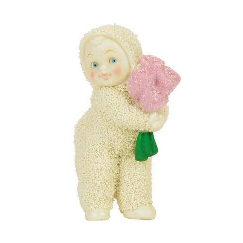 Department 56 Snowbabies Classics Collection I Love You Mini Figurine