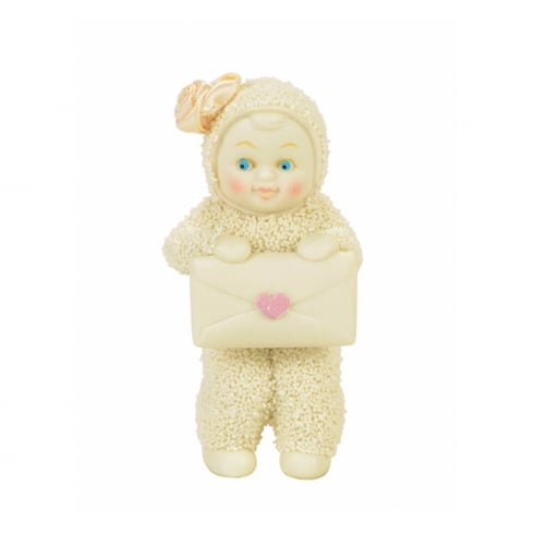 Department 56 Snowbabies Classics Collection Thinking Of You Mini Figurine