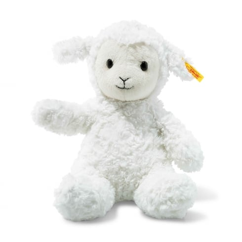 Steiff Soft Cuddly Friends 28cm Medium Fuzzy Lamb
