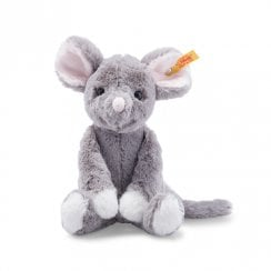 Soft Cuddly Friends Mia Mouse - Grey