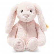 Soft & Cuddly My First Steiff Pink Bunny Rabbit Soft Toy 86791