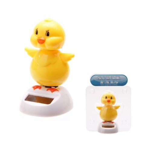Solar Pals Solar Powered Ducky Desk Toy