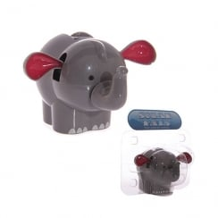 Solar Powered Elephant Desk Toy