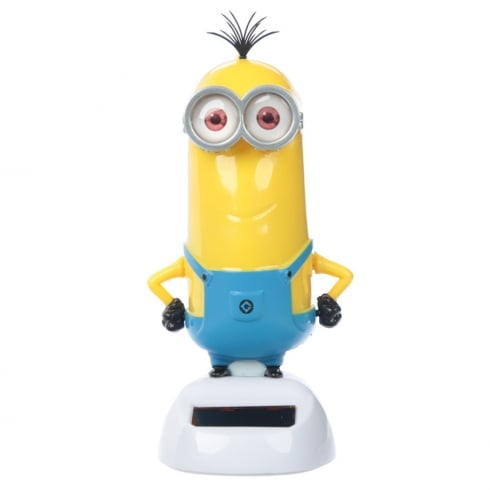 Solar Pals Solar Powered Kevin Minions Desk Toy