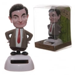 Solar Powered Mr Bean Desk Toy