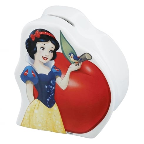 Disney Enchanting Collection Some Day My Prince Will Come (Snow White Money Bank)