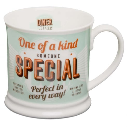 Diner Style Mugs Someone Special