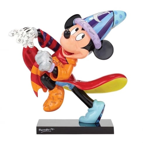 Disney By Britto Sorcerer Mickey Mouse