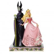 Sorcery and Serenity Aurora and Maleficent