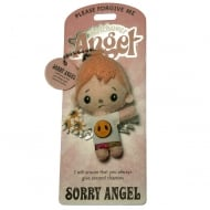 Sorry Angel Keyring