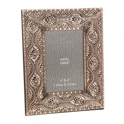 Souk Copper 4 x 6 Photo Frame