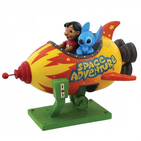 Disney Enchanting Collection Space Adventure Lilo & Stitch Figurine