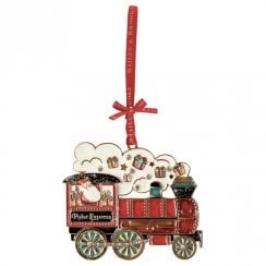 Sparkle Polar Express Christmas Decoration