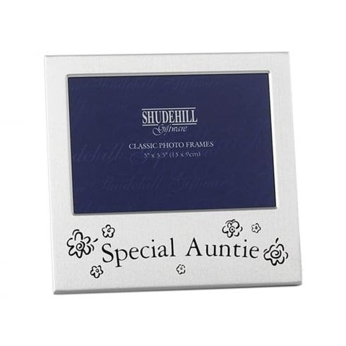 Shudehill Giftware Special Auntie 5 x 3.5 Photo Frame