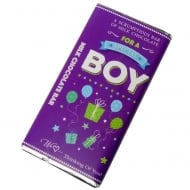 Special Boy Milk Chocolate Bar