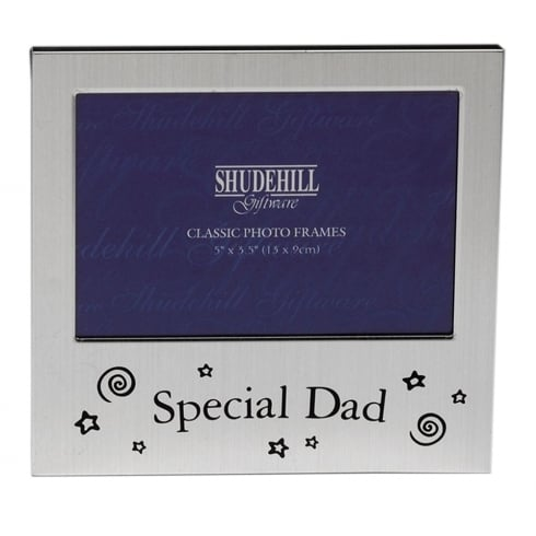 Shudehill Giftware Special Dad 5 x 3.5 Photo Frame