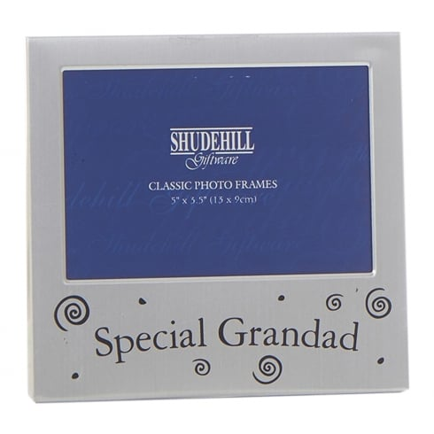 Shudehill Giftware Special Grandad 5 x 3.5 Photo Frame