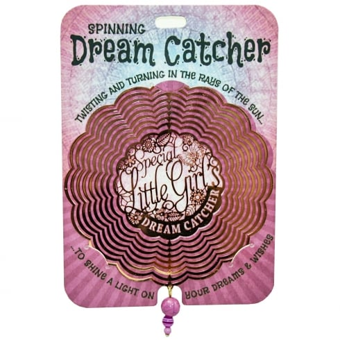 Spinning Dream Catcher Special Little Girls Dream Catcher