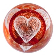 Special Moments Heart Paperweight