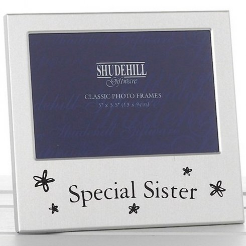 Shudehill Giftware Special Sister 5 x 3.5 Photo Frame