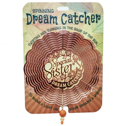 Spinning Dream Catcher Special Sister Spinning Dream Catcher