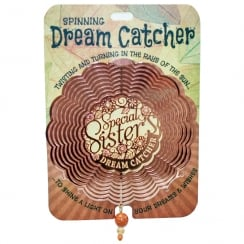 Special Sister Spinning Dream Catcher