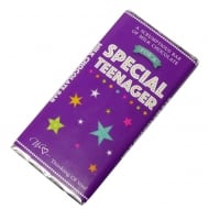 Special Teenager Milk Chocolate Bar.