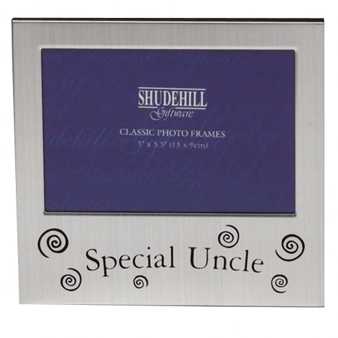 Shudehill Giftware Special Uncle 5 x 3.5 Photo Frame