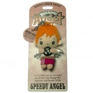 Speedy Angel Angel Keyring
