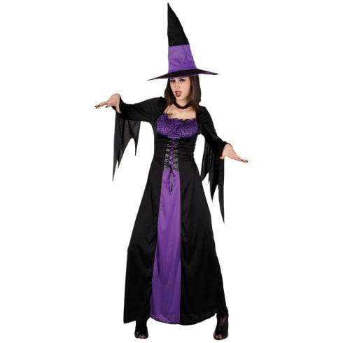 Wicked Costumes Spellbound Witch Extra Large